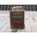 Foot Powder Vierkant