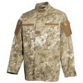 US Fieldjacket, vegetato desert