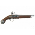 Flintlock pistool ( 1077/G)
