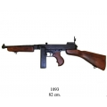 M1 submachine gun, des. by Thompson, USA 1928 (1093)