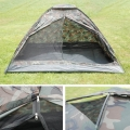 Camouflage tent 2 persoons