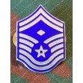 US Air Force - Master Sergeant with diamond rank (013)