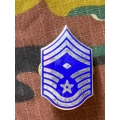 US Air Force - First Sergeant (083)