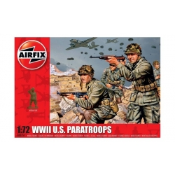 WW II US Para Troops (01184)