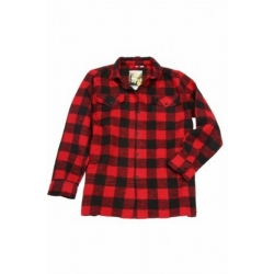 Canadia shirt (Red/Black)