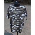 US t-shirt Urban camo