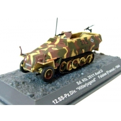 Sd.Kfz 251  Hitlerjugend Hanomag German Halftrack (01497)