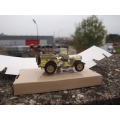 Willy Jeep zandkleur  (00030)