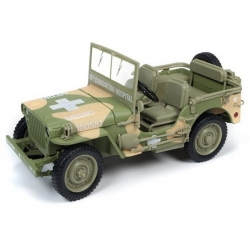 Willy jeep Medic - 1941 (01078)