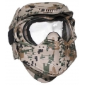 Airsoft  masker Fight digital woodland