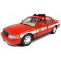 Ford Crown Victoria Interceptor Fire Chief 2007 (1329)
