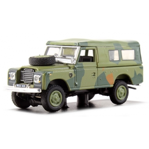 Land Rover Serie III 109 Camouflage 1/72 (1532