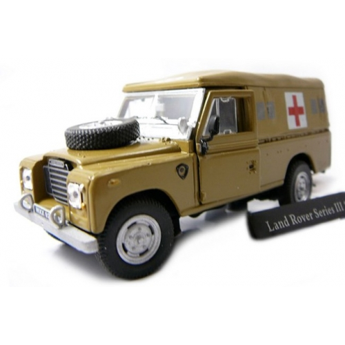 Land Rover Serie III 109 Ambulance 1/72 (1533