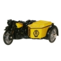 BSA Motorcycle and Sidecar (1685)