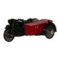 "BSA Motorcycle and Sidecar ""Royal Mail"" (1686)"
