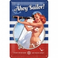 Pin up - Ahoy sailor (143)