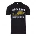 Black Hawk Sikorsky SH-60 shirt