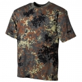 Flecktarn Army t shirt