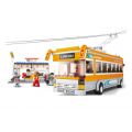Trolleybus 0332