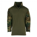 Tactical shirt UBAC ABL camo